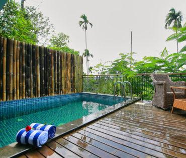 Pool Morcikap Resort