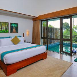 Pool Villa Morcikap Resort