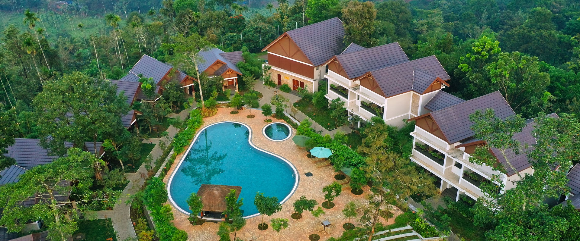 Best resort in Wayanad with private pool