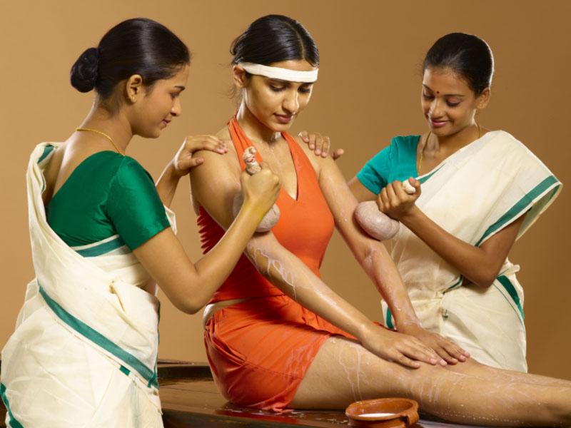 Ayurveda Treatment Morickap Resort