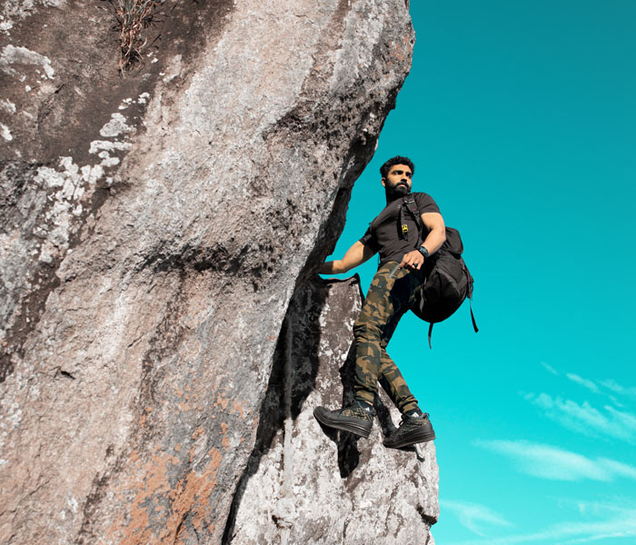 Rock Climbing in Wayanad