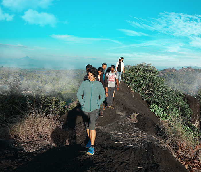 Trekking in Wayanad